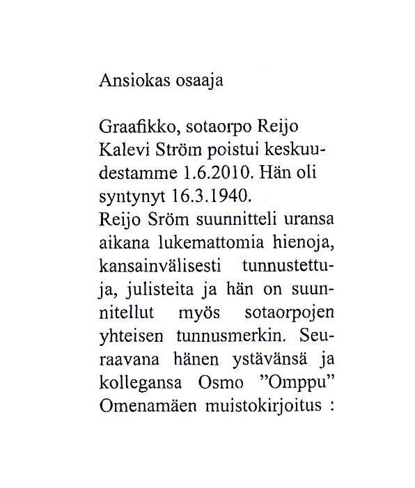 Reijo Ström