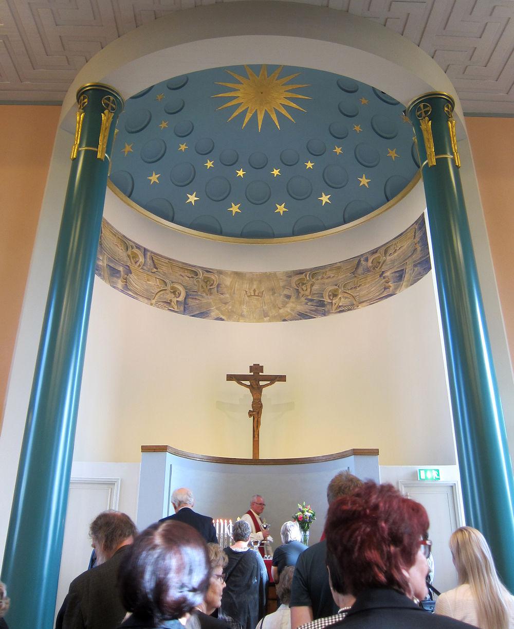 Töölön kirkossa